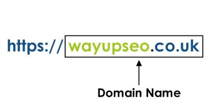 How to setup domain name